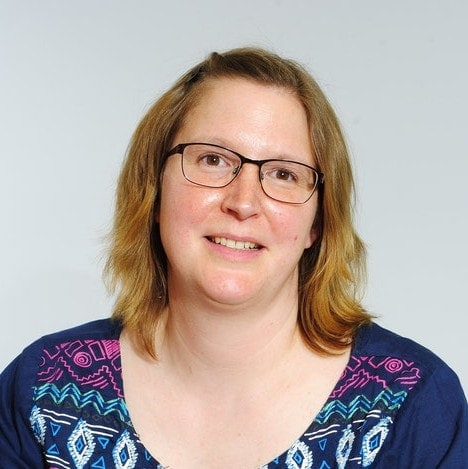 Filialleiter Jessica Rux (Apothekerin)